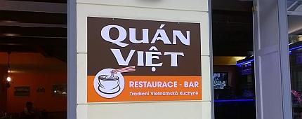 Restaurace Quán Việt